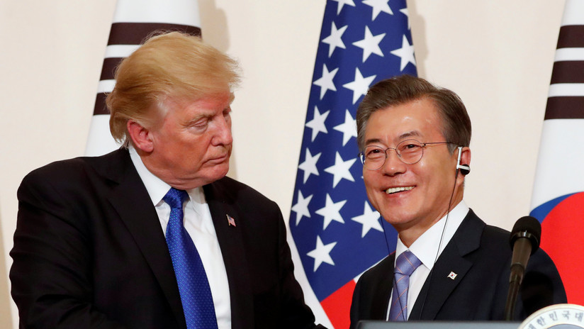 """Seúl: """"La cumbre entre EE.UU y Corea del Norte se celebrará con una probabilidad del 99,9 %"""""""