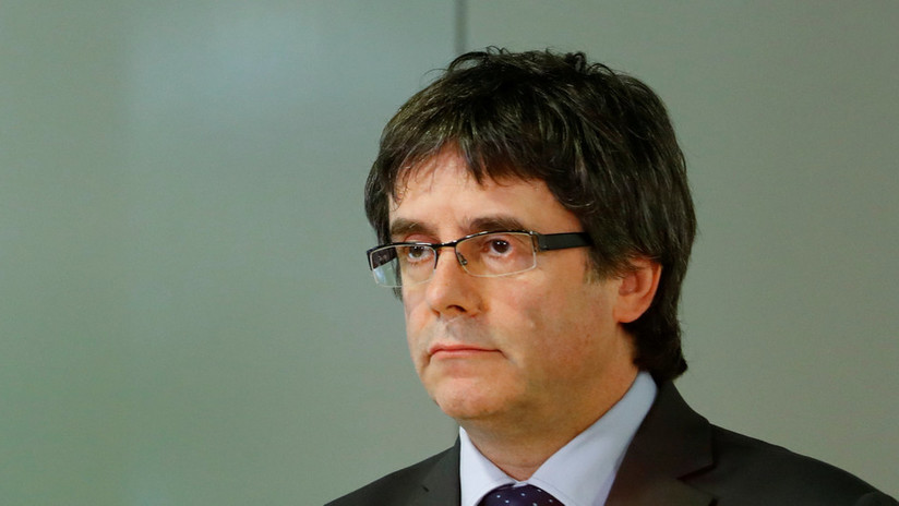 La Fiscalía de Alemania pide la entrega de Puigdemont a España por rebelión