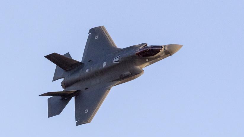 """Ejército de Israel: """"Somos el primer país en usar el caza furtivo F-35 en combate"""""""