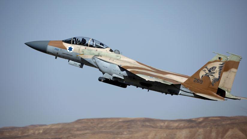 Fuerza Aérea de Israel: Siria lanzó más de 100 misiles contra aviones israelíes
