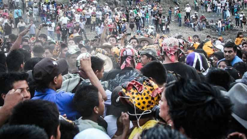 México: Peleas de tigres para resolver los enojos