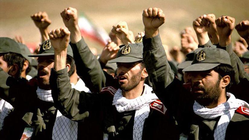 EE.UU. incluye en la lista de sanciones a Irán a 5 personas vinculadas con la Guardia Revolucionaria