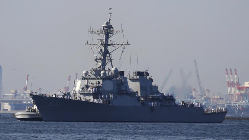Destructor avanzado de EE.UU. aumenta las apuestas de cara a la cumbre con Corea del Norte