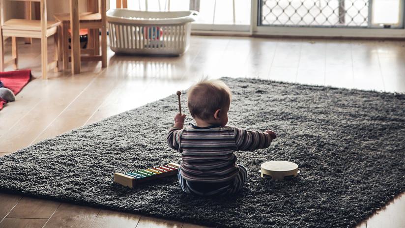 ¡Cuidado! La limpieza excesiva de la casa, un peligro para los niños