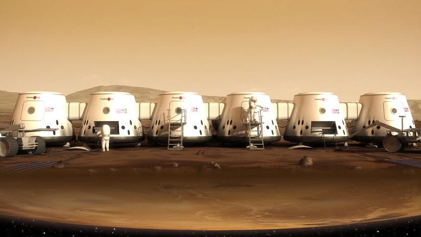 ¿Tendrán que mutar los seres humanos para poder procrear en Marte?