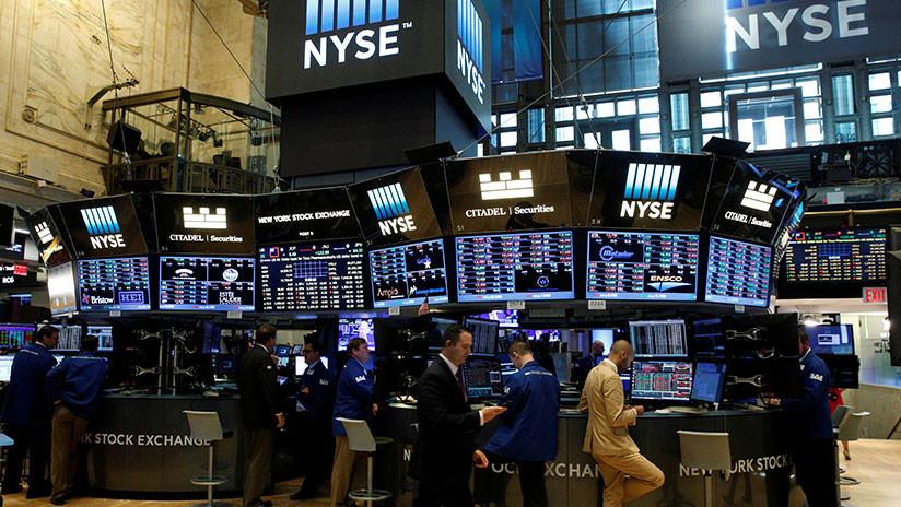 Bolsas de valores de EE.UU. caen tras las declaraciones de Trump sobre China y Corea del Norte