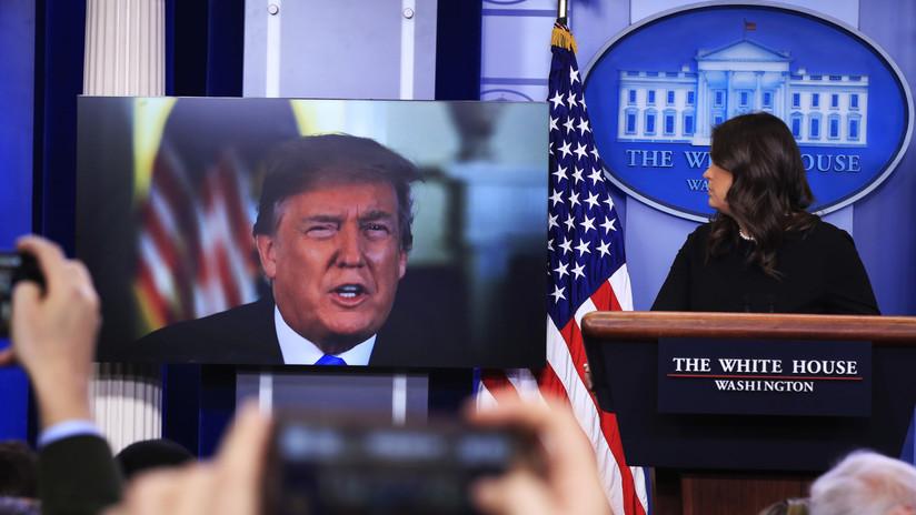 Revelan el plan de Trump para acabar con las filtraciones a los medios en la Casa Blanca