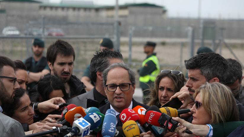 Cataluña seguirá sin Gobierno: Quim Torra aplaza la toma de posesión de sus consejeros