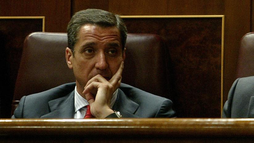 España: El exministro Zaplana acusado de ocultar 10 millones de euros en Panamá