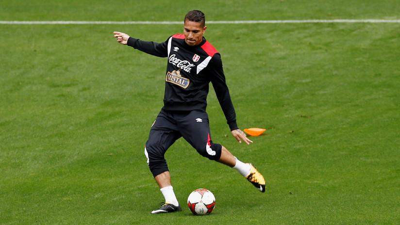"""'Fair Play': Los capitanes de Francia, Dinamarca y Australia piden """"clemencia"""" para Paolo Guerrero"""