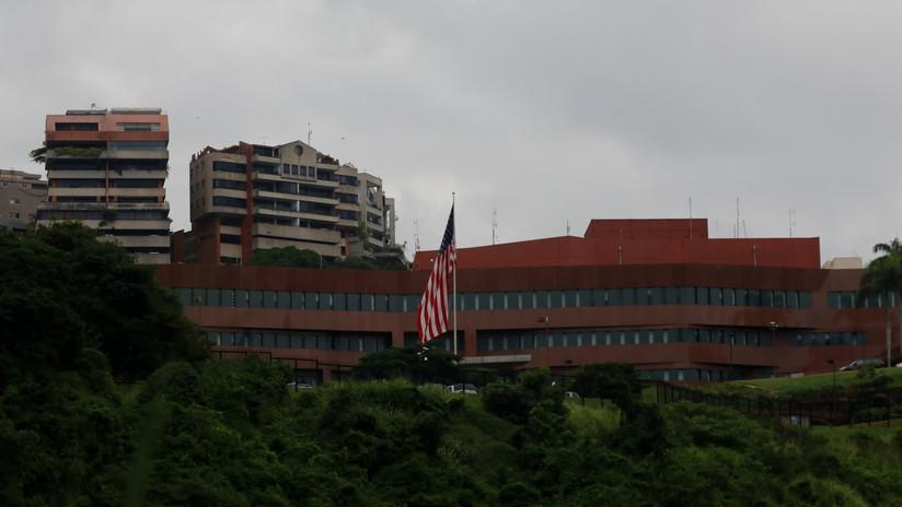 """EE.UU. responderá """"proporcionalmente"""" a la expulsión de diplomáticos estadounidenses de Venezuela"""