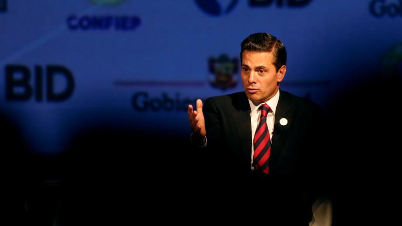 """La economía mexicana está en """"los mejores niveles de nuestra historia"""", afirma Peña Nieto"""