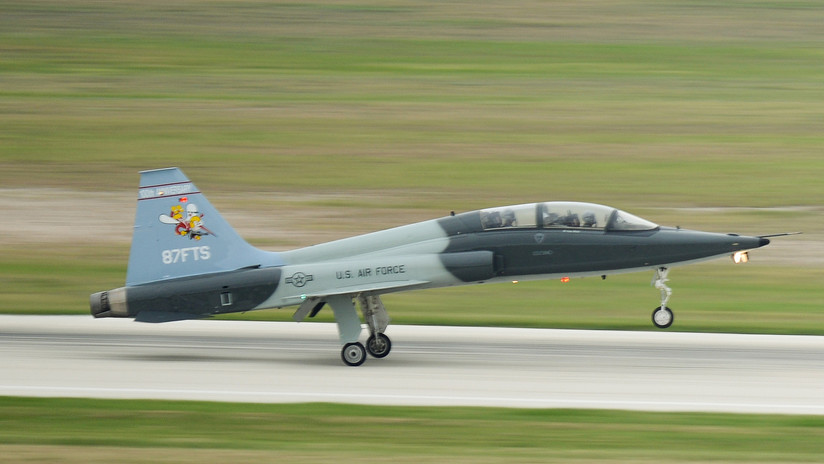 EE.UU.: Se estrella un avión militar supersónico en Misisipi