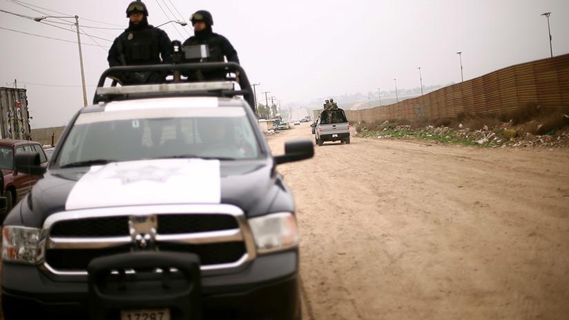 México: Al menos tres muertos y 13 heridos en un tiroteo cerca de la frontera con EE.UU.