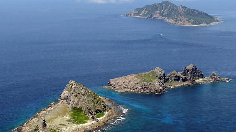 China realiza patrullaje marítimo en islas en disputa controladas por Japón