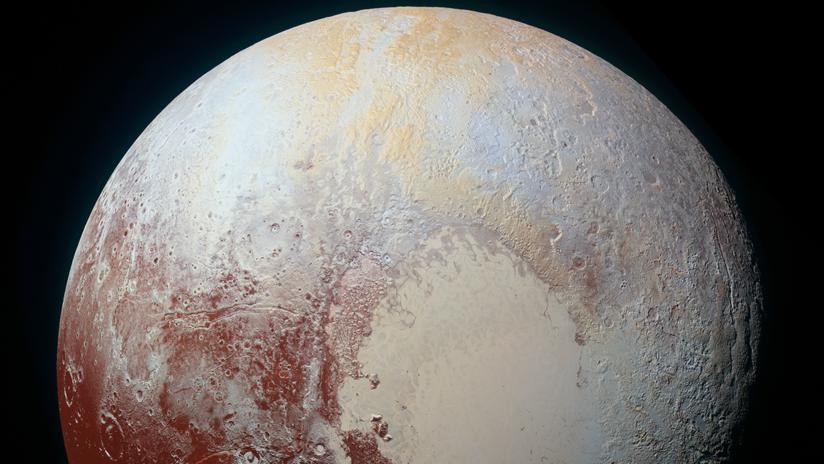 'Frankenstein espacial': Estudio revela que Plutón podría estar compuesto de millones de cometas