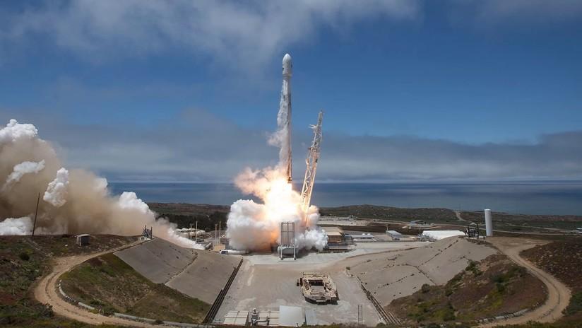 """FOTOS: Muestra las últimas imágenes de su cámara """"asada"""" durante el lanzamiento del Falcon 9"""
