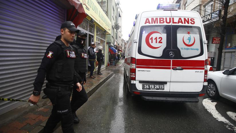 Una explosión en una fábrica de pólvora de Turquía deja al menos un muerto y cuatro heridos
