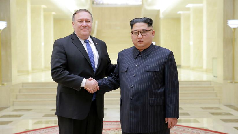 """Pompeo: EE.UU. buscará aplicar """"sanciones adicionales"""" a Corea del Norte"""