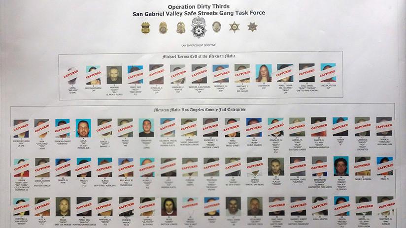 EE.UU. detiene en un operativo a 67 integrantes de La Mafia Mexicana