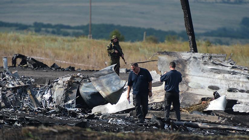 """Putin: """"Rusia debe tomar parte en la investigación sobre la tragedia del MH17"""""""