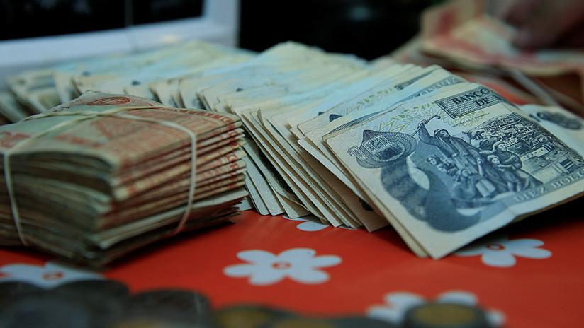 Videos revelan cómo operaban empleados para desfalcar un banco en Bolivia