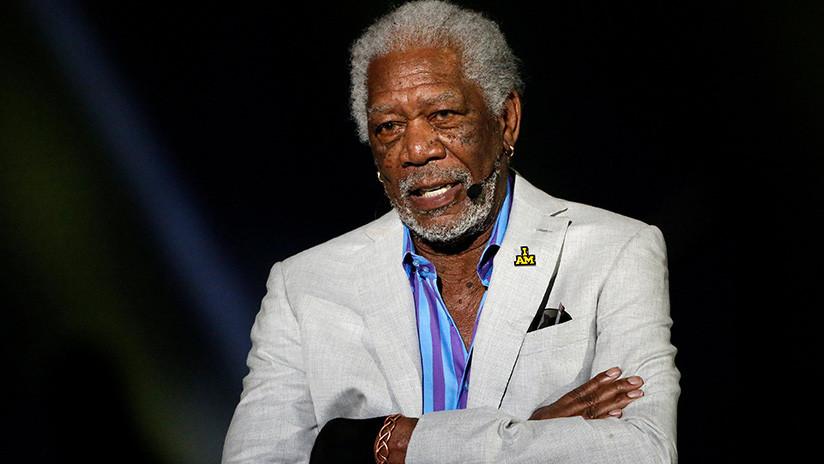 Morgan Freemanpide disculpas en medio de las acusaciones por acoso sexual