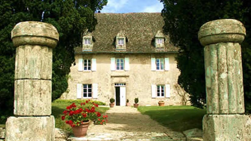Sortean un lujoso castillo francés por menos de 14 dólares (FOTOS)