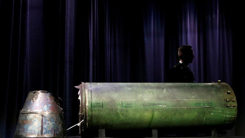 """Rusia: """"Se silencia el origen del motor del misil que derribó el MH17 porque podía ser ucraniano"""""""