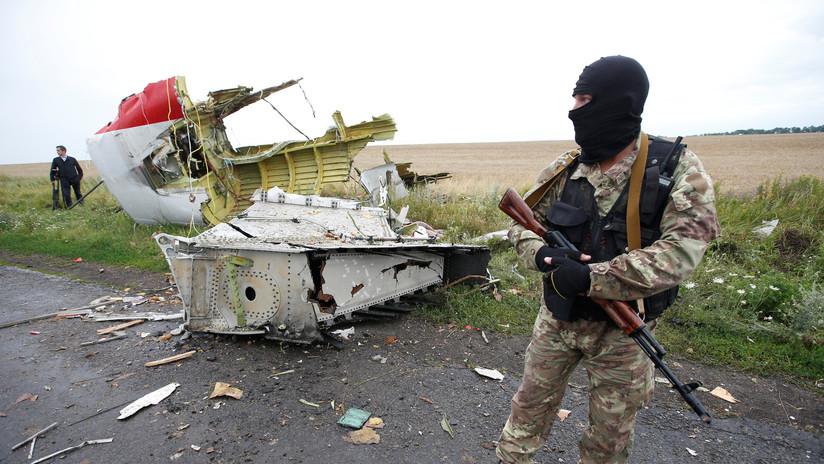 Lavrov: Canciller de Países Bajos no pudo probar la involucración rusa en el derribo del MH17
