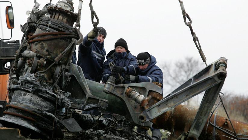 """Moscú, listo para diálogo con Ámsterdam sobre derribo del MH17, si es una """"conversación profesional"""""""
