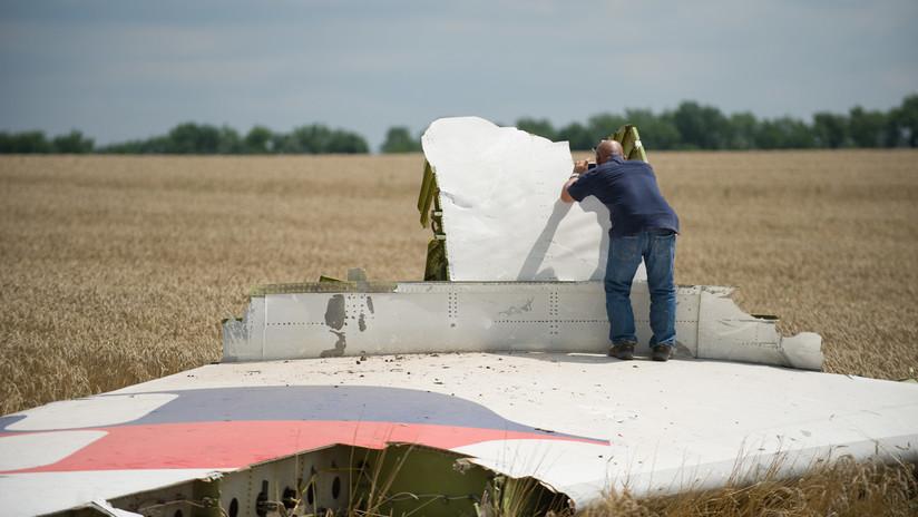 Moscú: La investigación del derribo del MH17 ignoró por completo información importante de Rusia