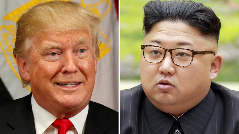 """""""Todos juegan a juegos"""": Trump vuelve a decir que la cumbre con Kim podría celebrarse el 12 de junio"""
