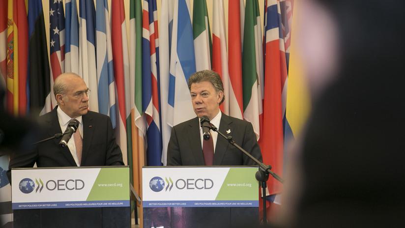 Colombia se convierte en nuevo miembro de la OCDE