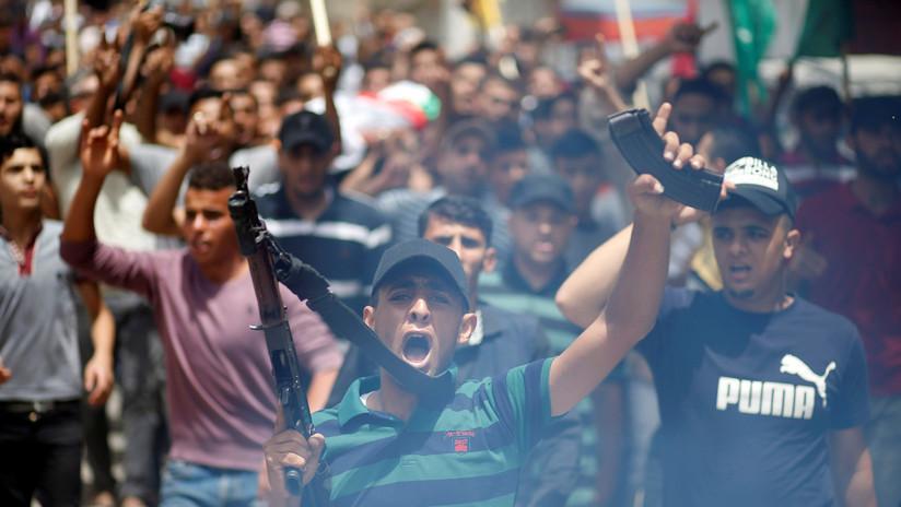 VIDEO: Novena semana consecutiva de protestas de la Gran Marcha del Retorno en Gaza