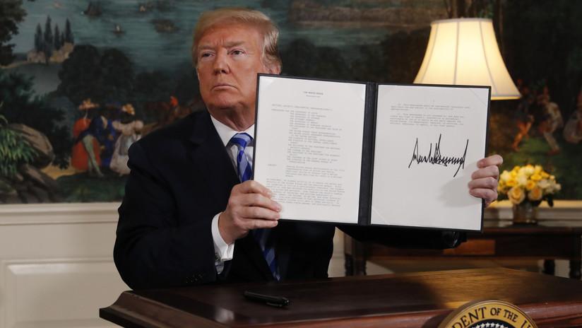 """Putin: """"No creo que Trump haya perdido nada tras salir del acuerdo nuclear iraní"""""""
