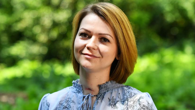 Putin: Si alguien es envenenado con un agente tóxico militar, se muere, y Yulia Skripal se ve bien