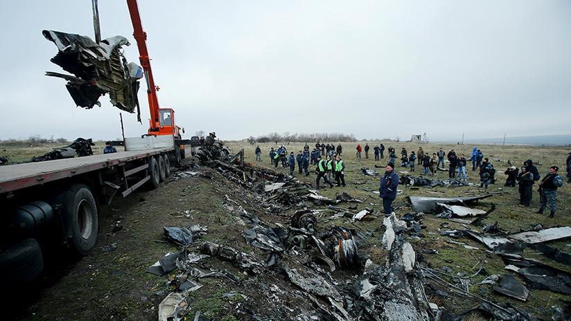 """Moscú sobre el MH17: """"Acusar a Rusia sin considerar sus datos confirma que solo se buscan culpables"""""""