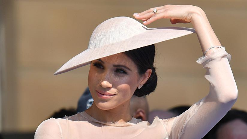 Meghan Markle tiene ya su propio escudo de armas tras la boda con el príncipe Enrique (FOTO)