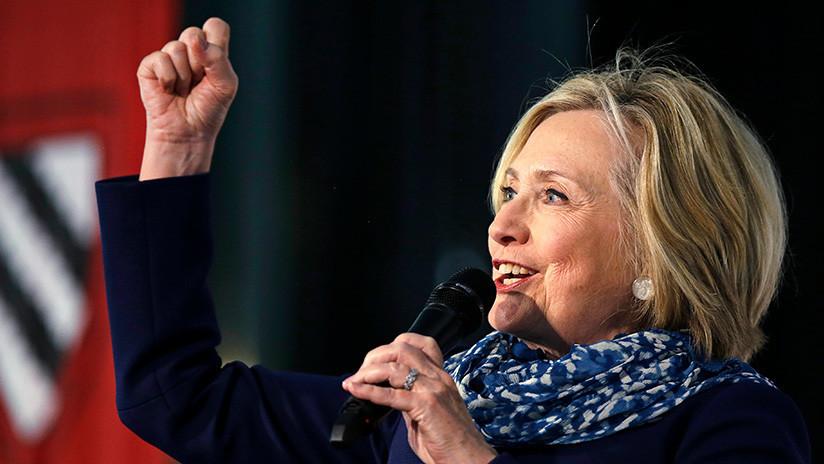 """Hillary Clinton: """"Me gustaría ser directora ejecutiva de Facebook"""""""