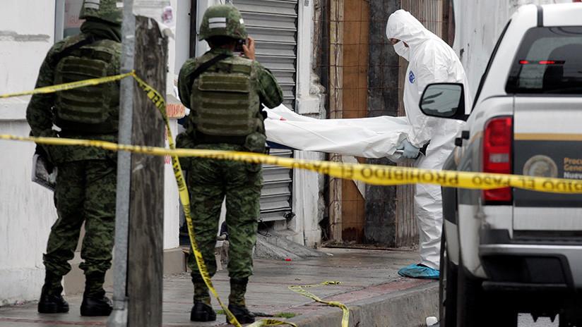 Tres presuntos ladrones son quemados vivos en un poblado de México