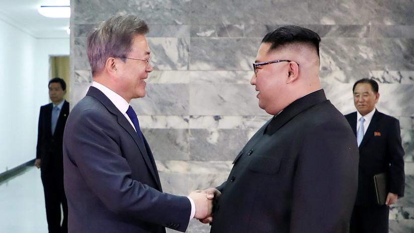 VIDEO: Los líderes coreanos mantienen su segundo encuentro en la zona desmilitarizada