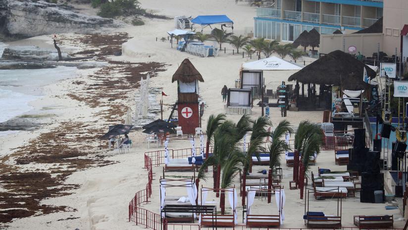 Florida y Misisipi declaran emergencia por la inminente llegada de la tormenta 'Alberto'