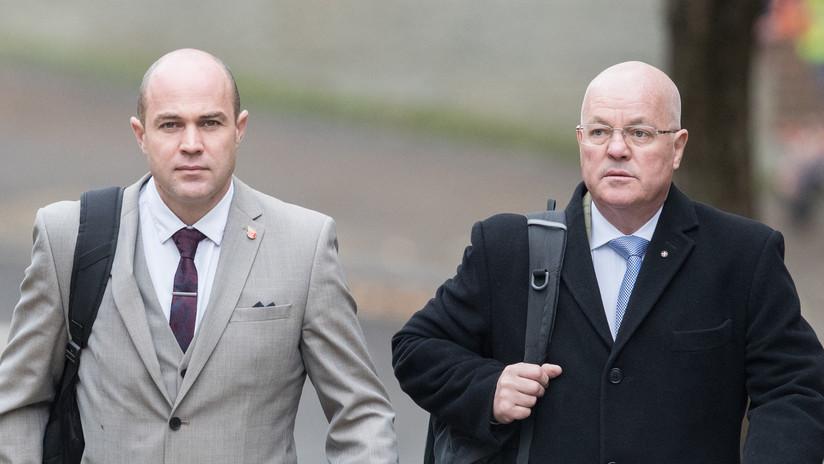 Declaran culpable a un sargento británico que intentó asesinar a su esposa dos veces