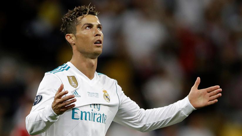 """¿Cristiano Ronaldo se va? El portugués dice que """"fue muy bonito estar en el Madrid"""""""