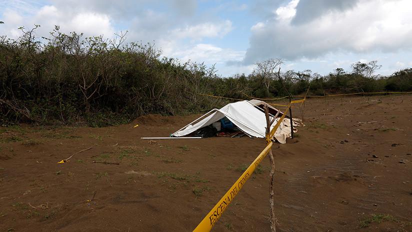 México: Encuentran los cuerpos de cinco mujeres en el fondo de un barranco de Tamaulipas