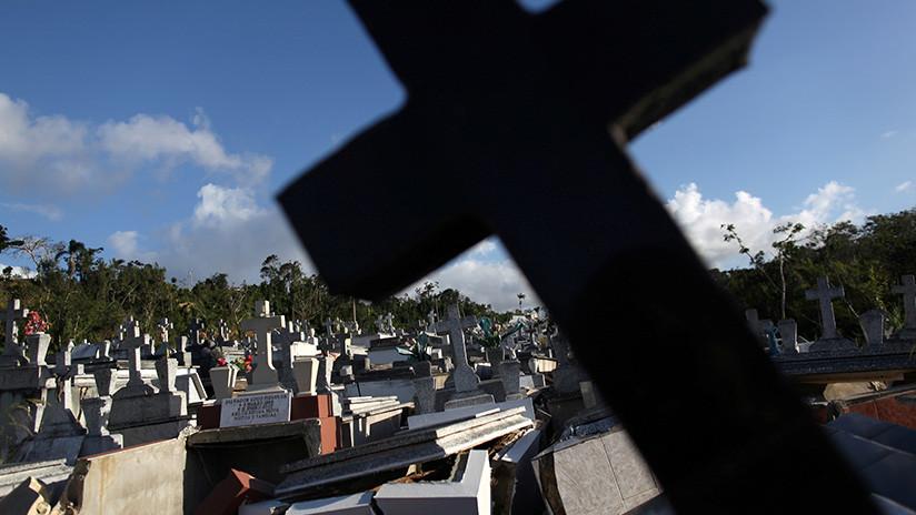 Un hombre vandaliza con esvásticas más de 200 lápidas de un cementerio en EE.UU.