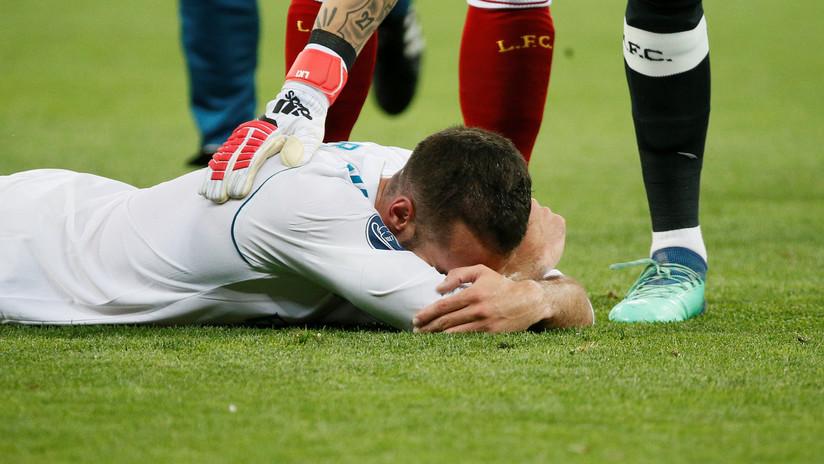 El defensa de España, Dani Carvajal, se perdería el Mundial de Rusia por lesión
