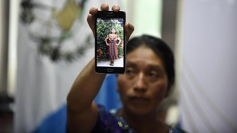 """""""Migración mató a mi hija"""": Madre de inmigrante tiroteada en EE.UU. pide que le devuelvan su cuerpo"""