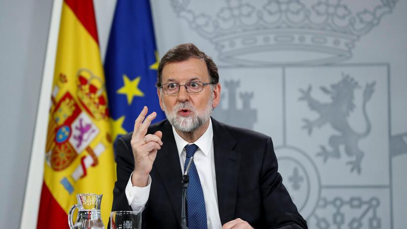 """El PSOE advierte a Ciudadanos que """"no negociará nada"""" de la moción de censura contra Rajoy"""